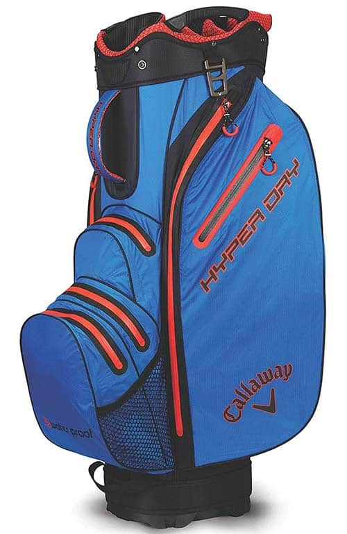 Callaway Hyper Dry Cart Waterproof Golf Bag
