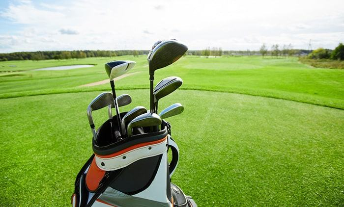 expensive golf clubs