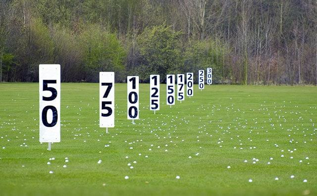 photo regarding Printable Golf Club Distance Chart titled Golfing Club Distances Marketing consultant; Averages Charts Cheat Sheet