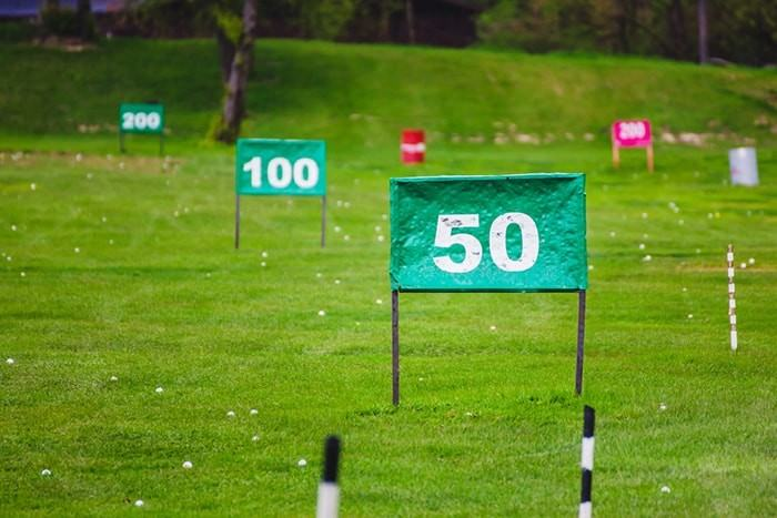 Golf Club Distances Guide Averages Charts Cheat Sheet Golf Storage Ideas