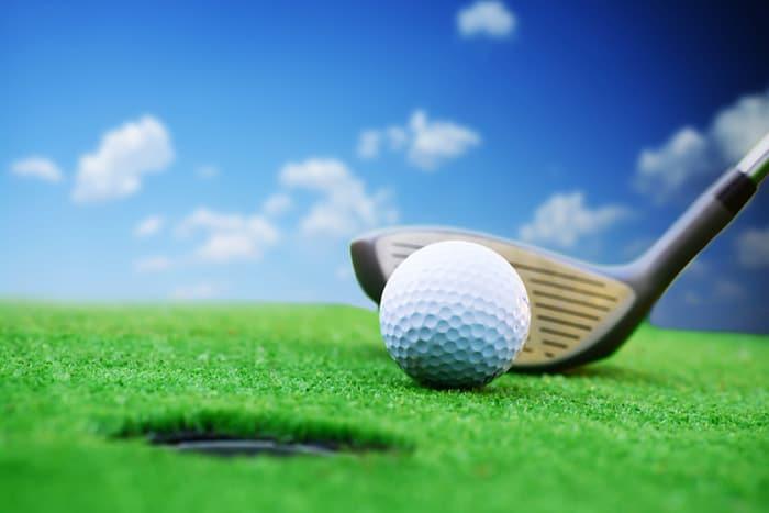 small golf head driver