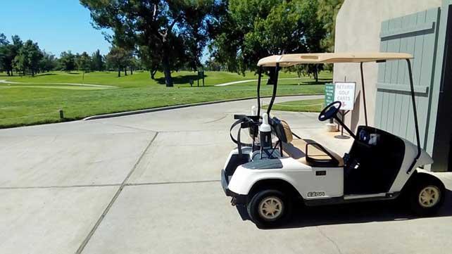 ezygo golf cart backup buzzer
