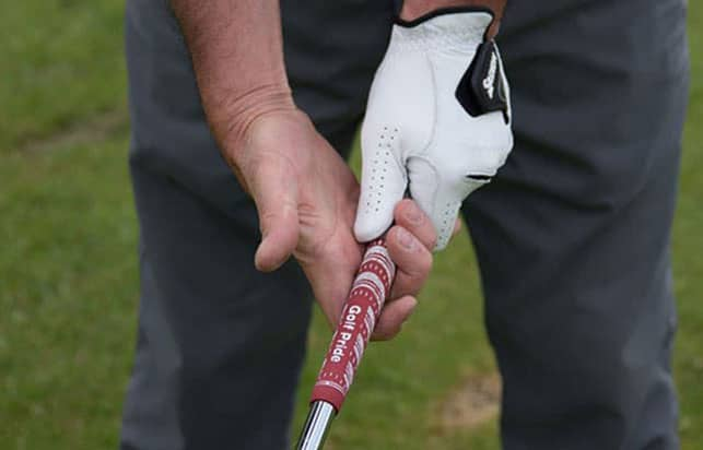 golf grip for large hands