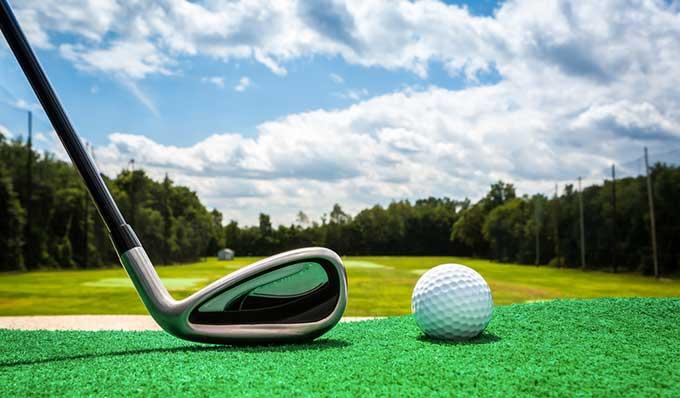 driving iron golf club