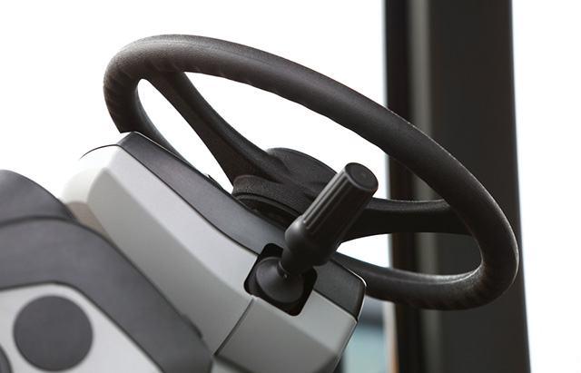 Club Car steering wheel removal