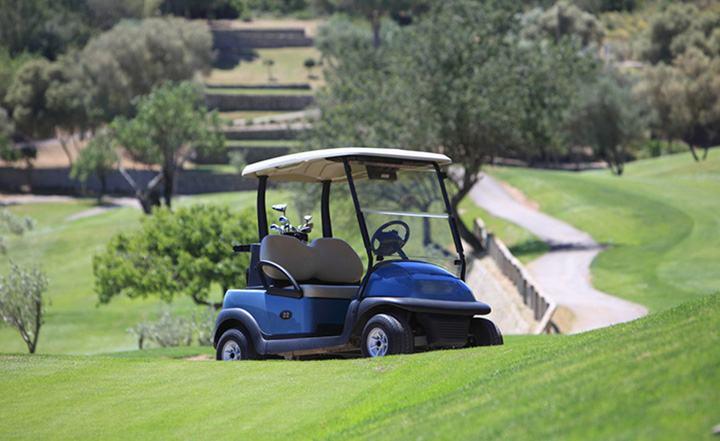Yamaha Golf Cart clicks but won't move