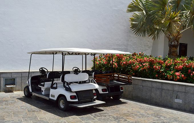 Club Car Golf Cart is not charging