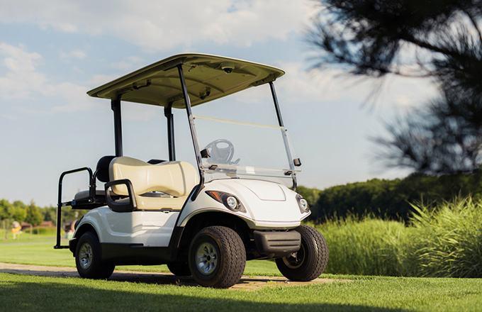 EZGO golf cart motor is overheating