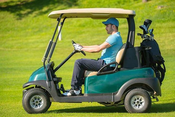 Club Car golf cart has no power