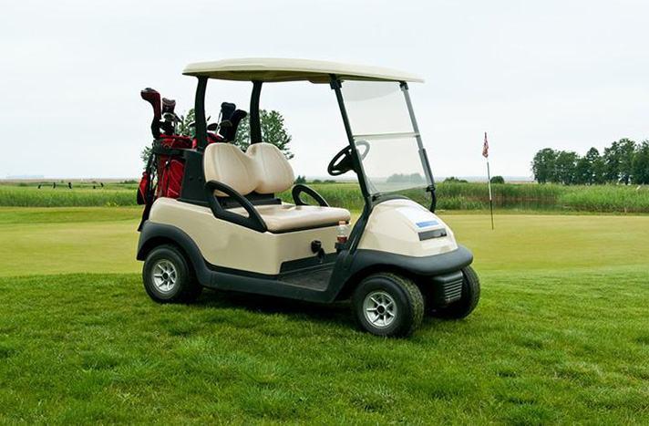 EZGO golf cart has no power