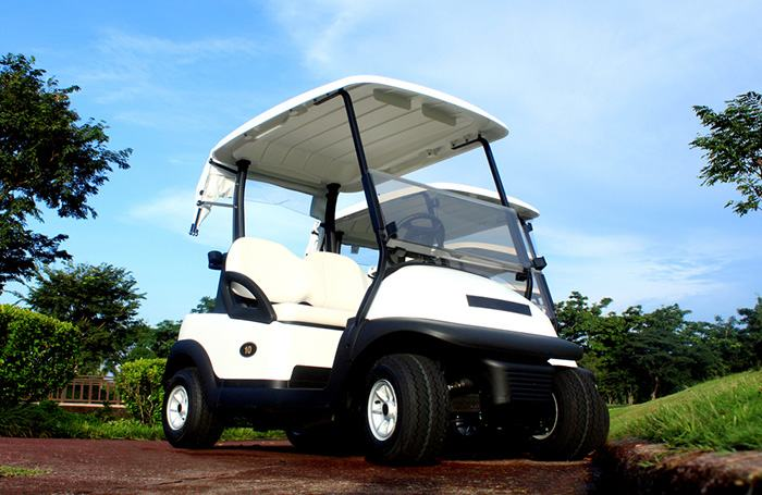 Club Car golf cart frame repair