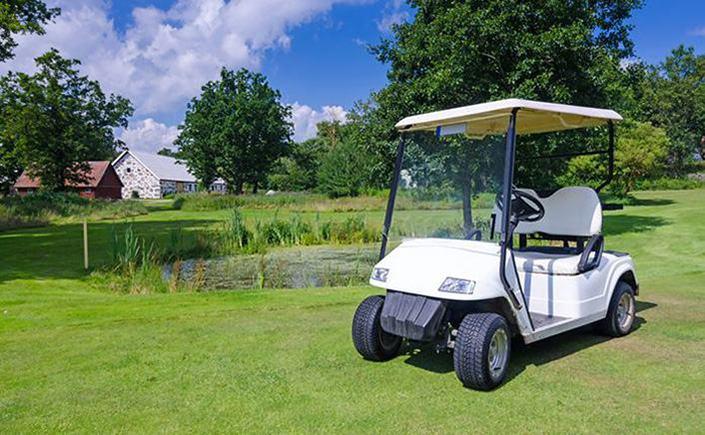 Yamaha Golf Cart Motor is overheating