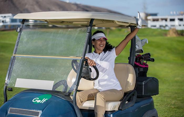 Golf cart horn not working