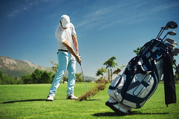 Length of golf irons
