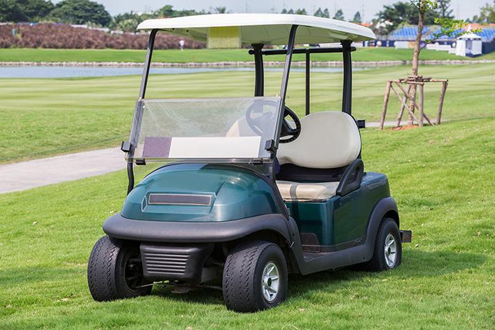 Club Car golf cart front end alignment