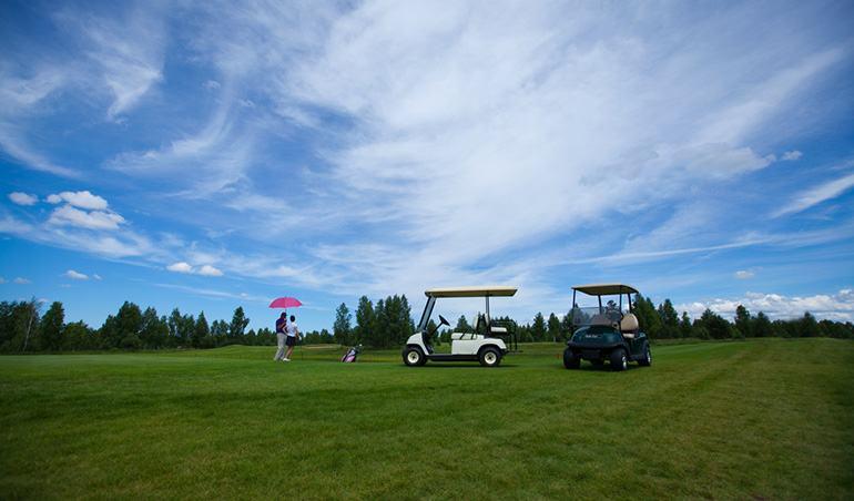 ICON Vs EZGO golf carts