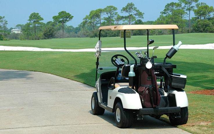 EZGO golf cart fault codes